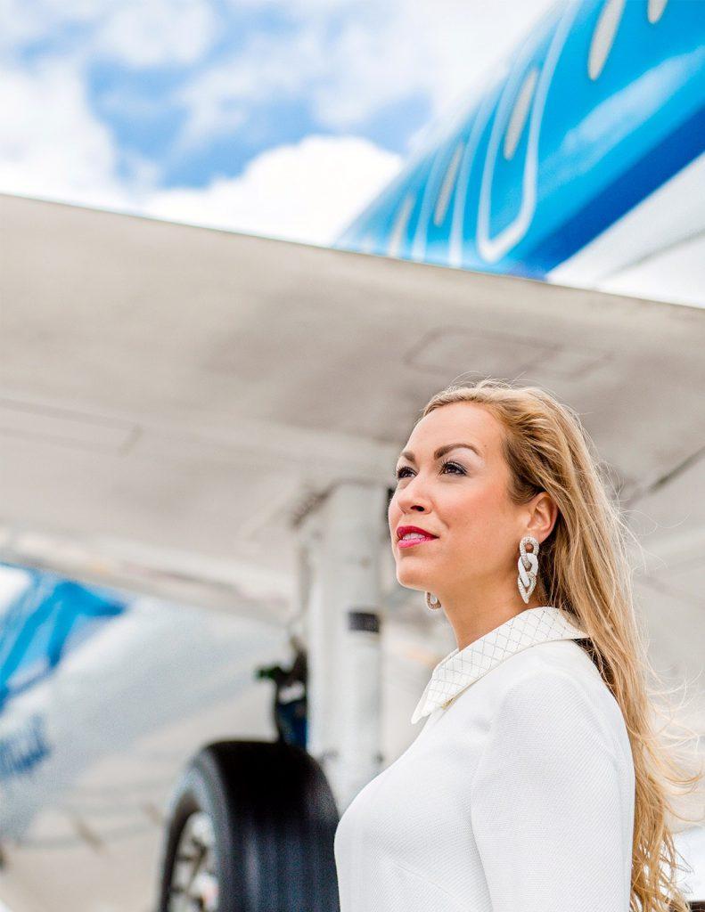 Visagie KLM Manissimo Rhenen