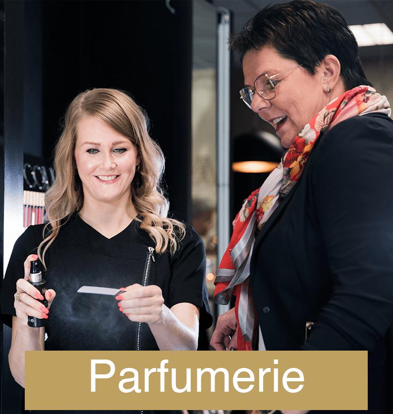 parfumerie behandeling Manissimo Rhenen